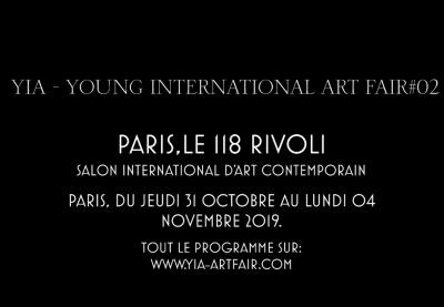 DomiH - YIA – YOUNG INTERNATIONAL ART FAIR 2019