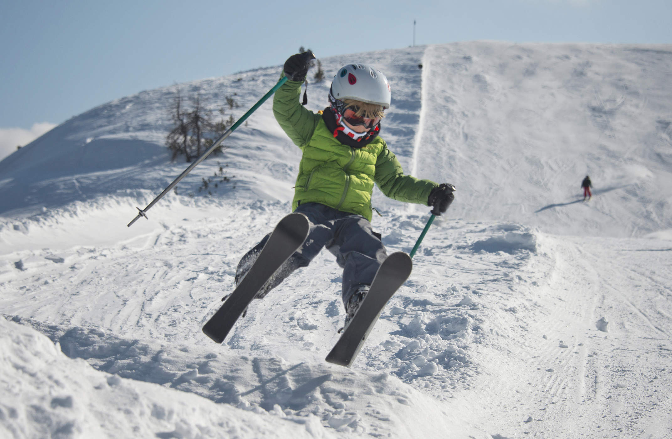 Cours particuliers ski à partir de 6 ans/ Private ski lessons from 6 years old