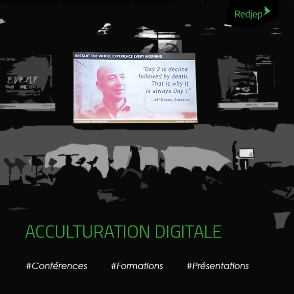 Change management : offre d'acculturation digitale