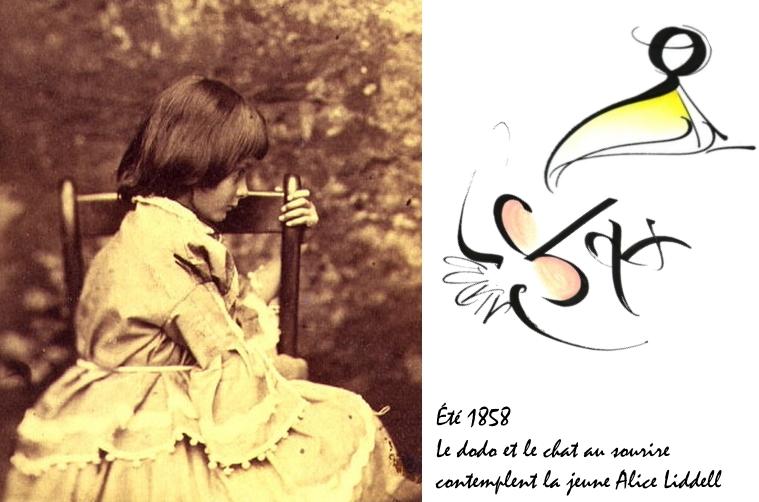 Et Merveilles Des Alice Calligraphie Au La Pays 4L5q3jRA
