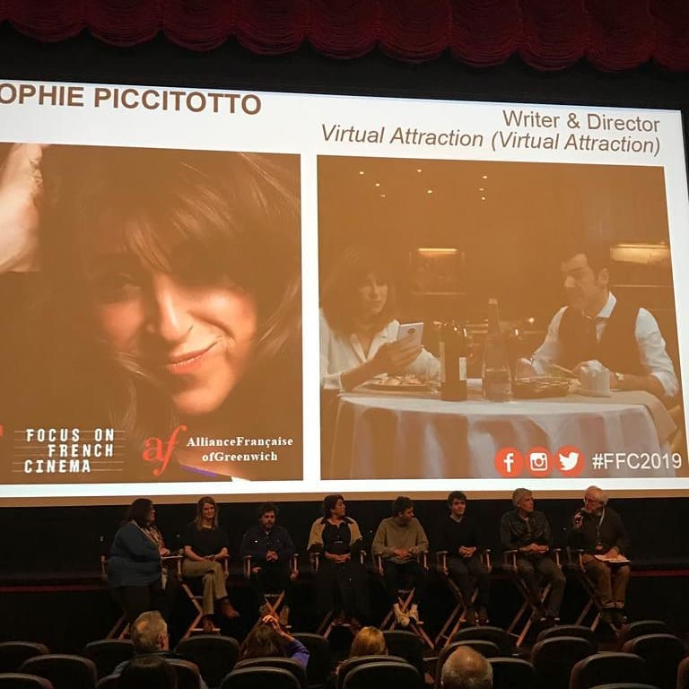 "Sophie PICCIOTTO ""Virtual Attraction"""