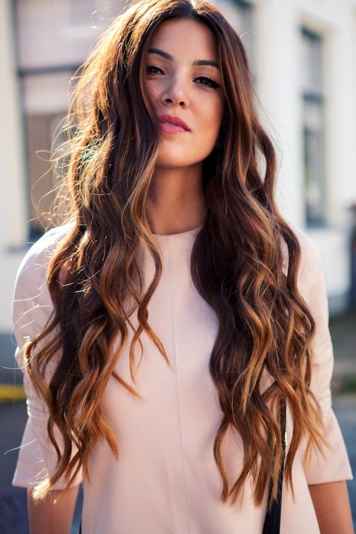 coupe cheveux long tres degrade