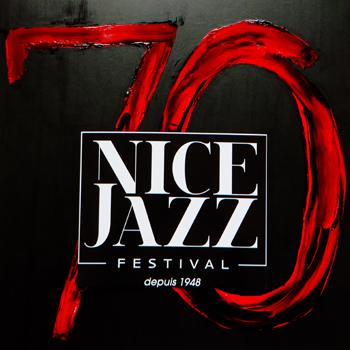 DomiH - Affiche Nice Jazz Festival