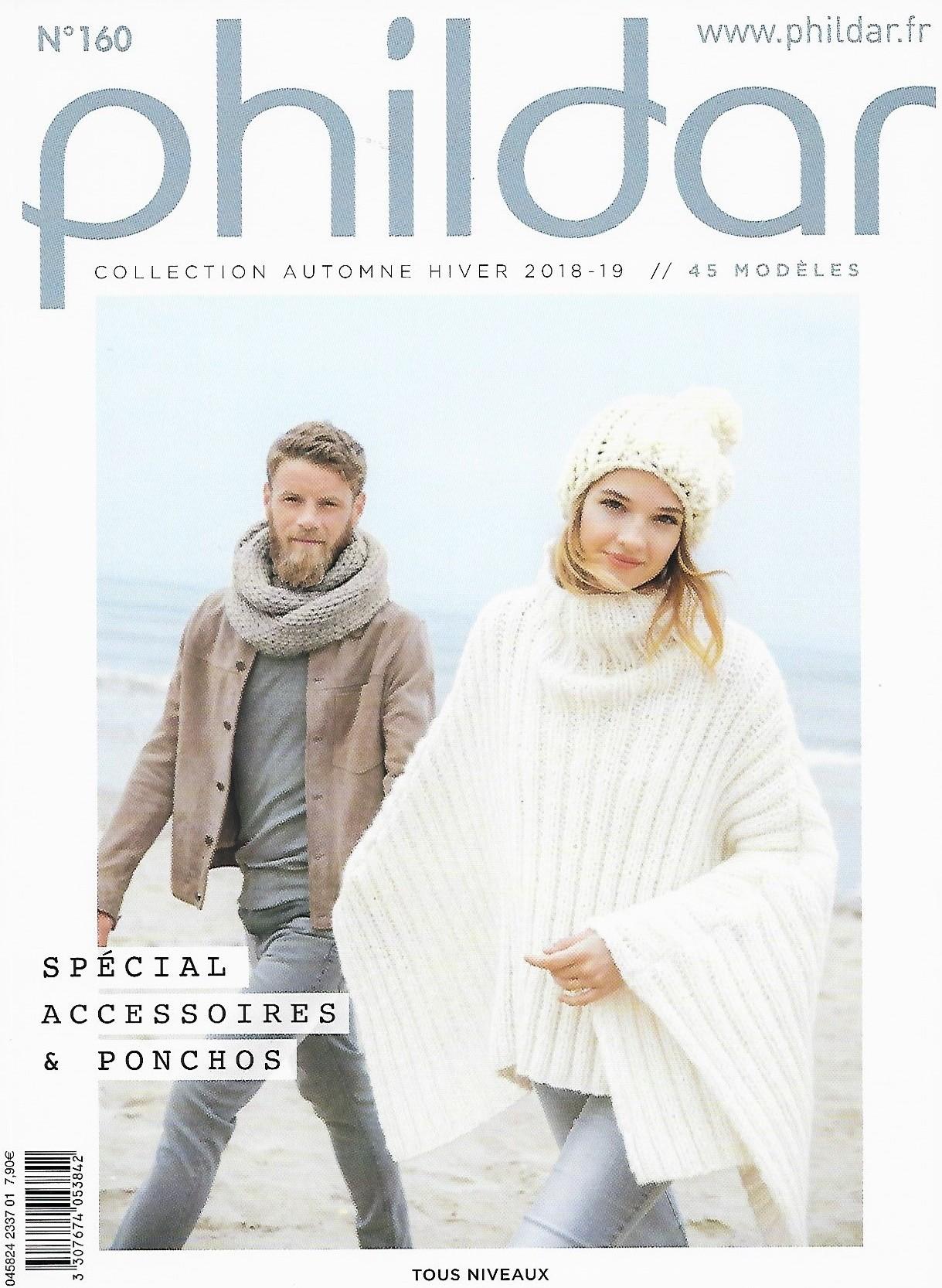 Retrouvez pour ces modèles nos nouvelles laines PHIL BIG WOOL, PHIL COLOR  XL, PHIL NUAGE et bien d autres...