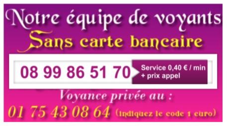 Avec VGO (voyance gratuite online), vous avez la possibilité de consulter  votre voyant en direct et sans carte bancaire. 128f6bfa3a7e