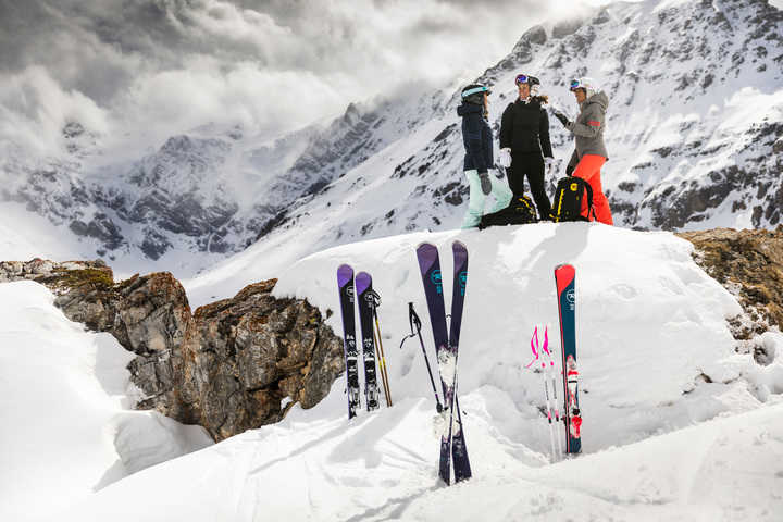 SKI ADULTE ALL MOUNTAIN
