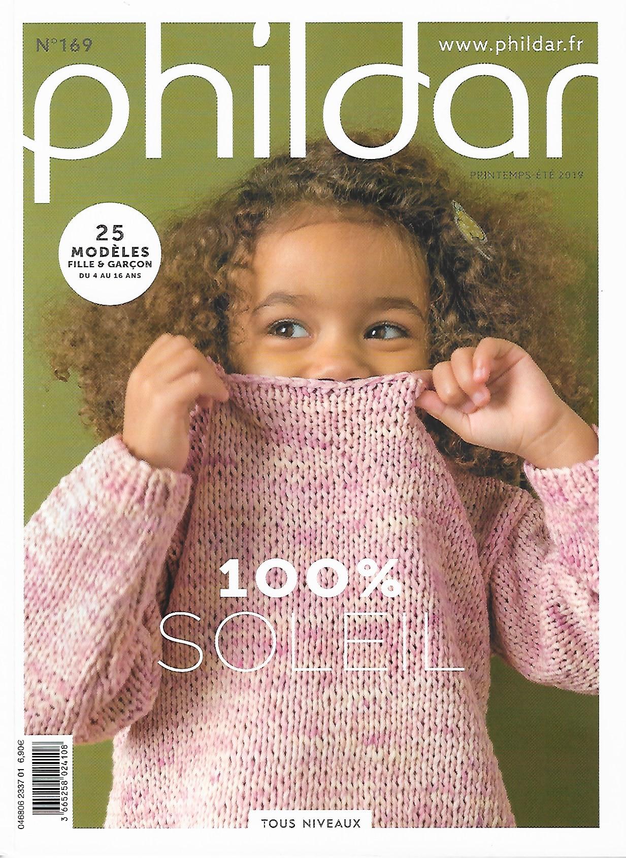 nouveau catalogue Phildar 168   dispo à la boutique !