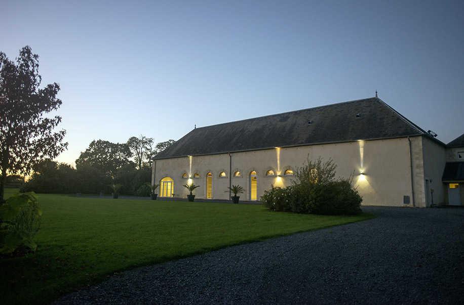 Domaine Du Grand Caugy Location De Salles A Bayeux