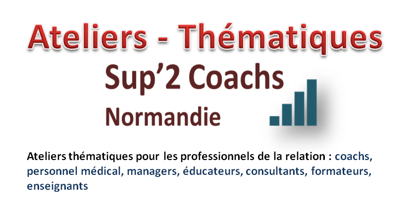 coachs, personnel médical, managers, éducateurs, consultants, formateurs, enseignants