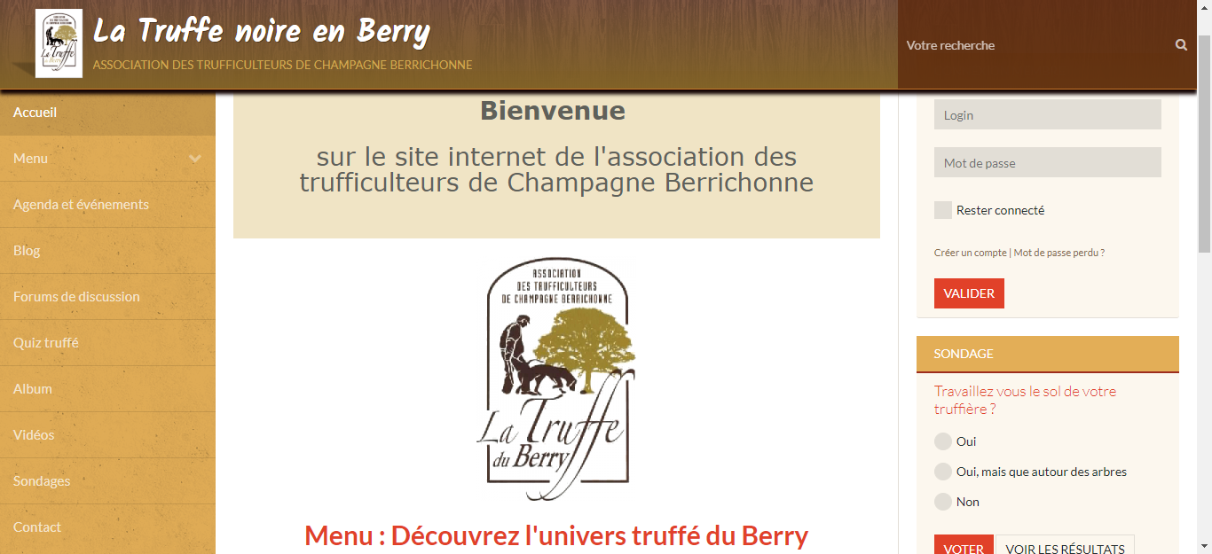 http://truffe-berry.e-monsite.com/