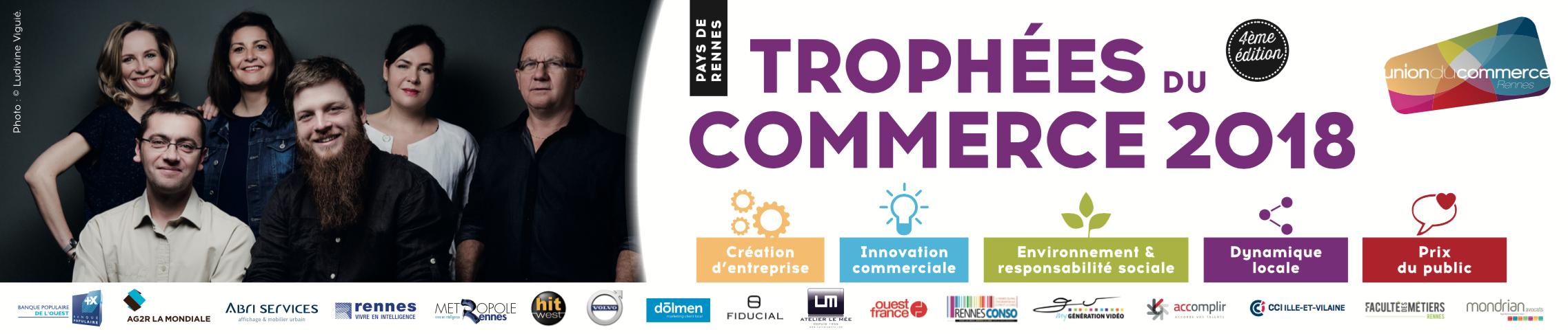 Trophées du Commerce édition 2015
