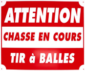 accidents de chasse