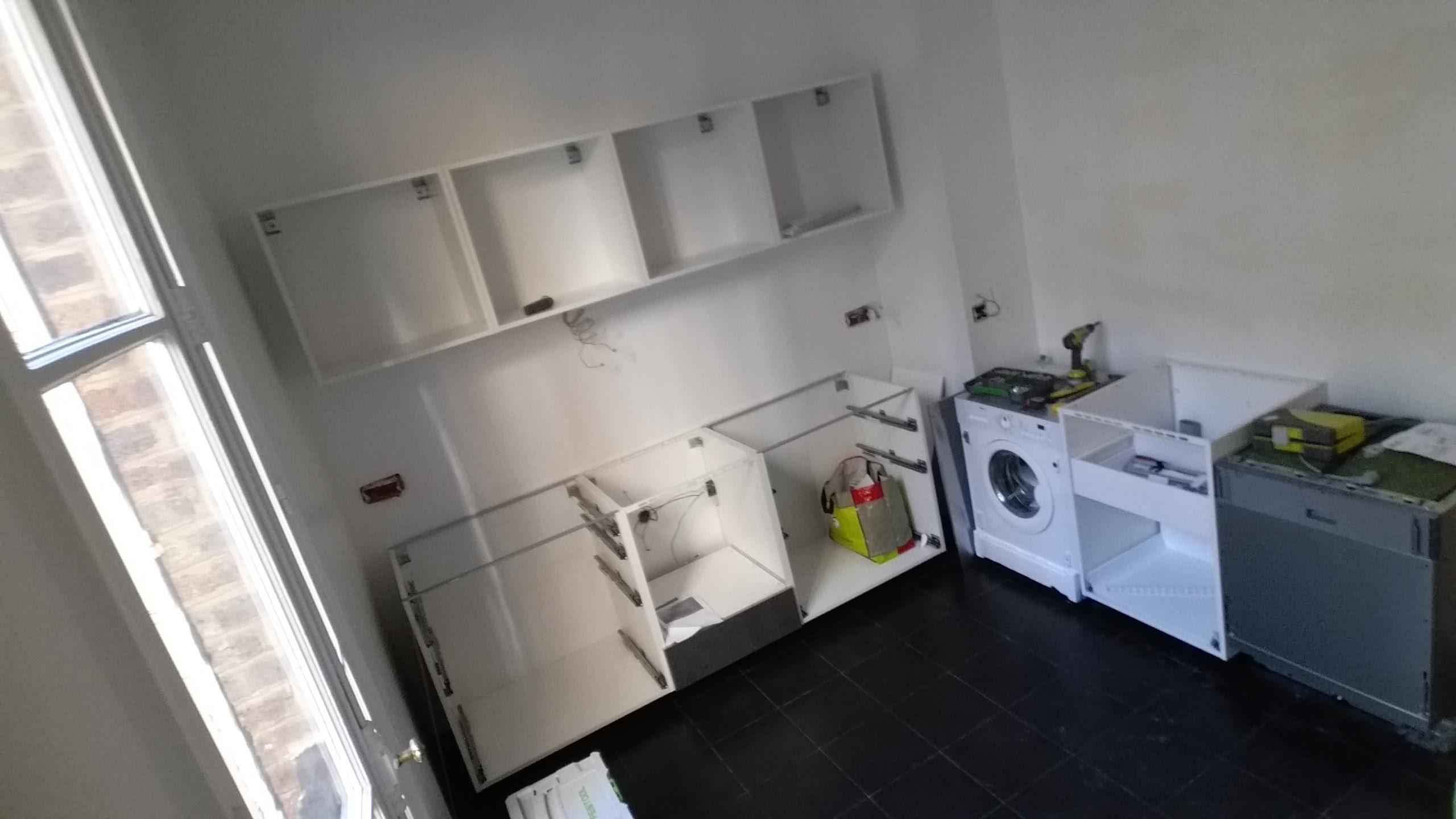 Exemples cuisines posees en 2015 - Tarif installation cuisine ikea ...