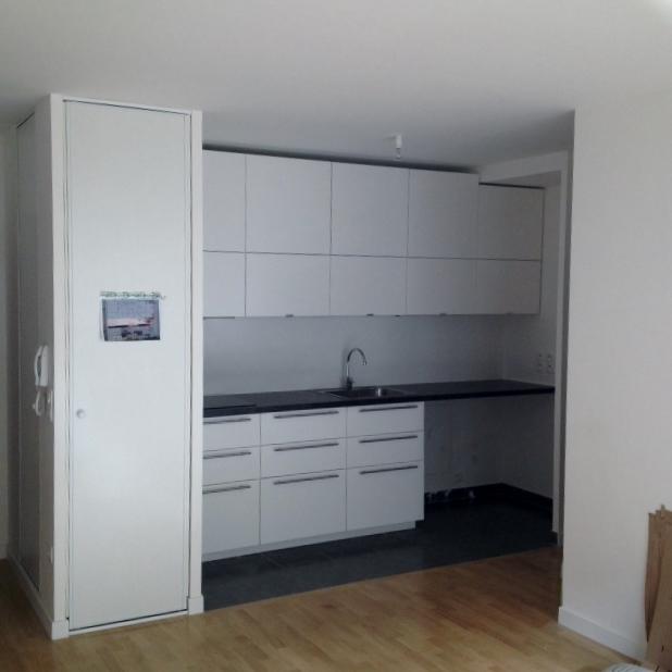 La cuisine ikea metod for Profondeur meuble cuisine ikea