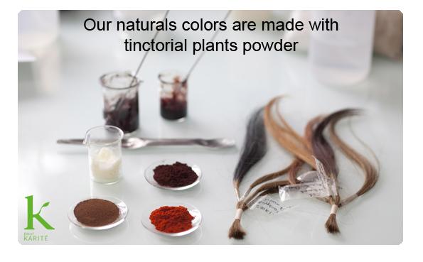 naturals colors K pour Karite