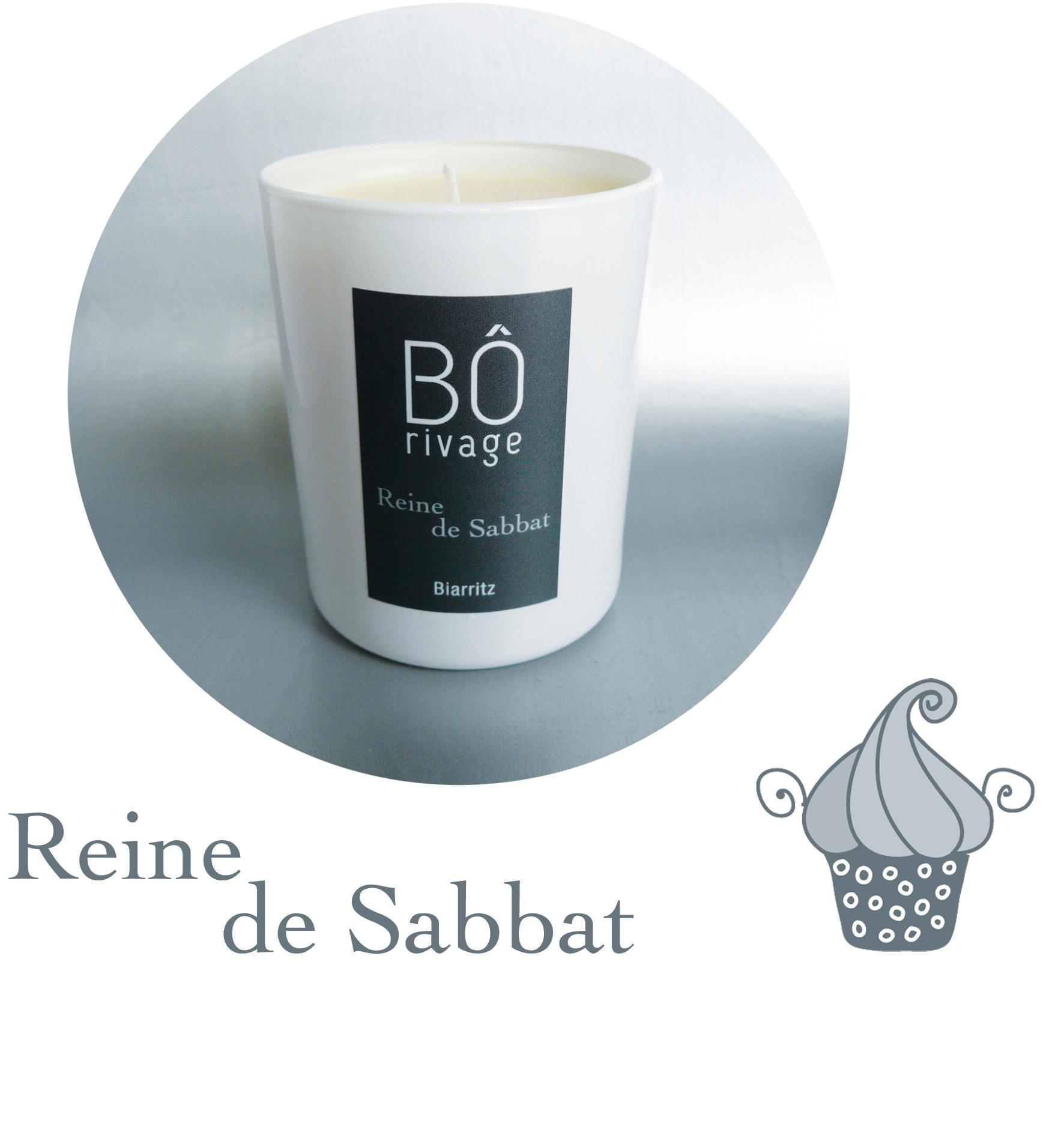 Bougie Reine de Sabbat