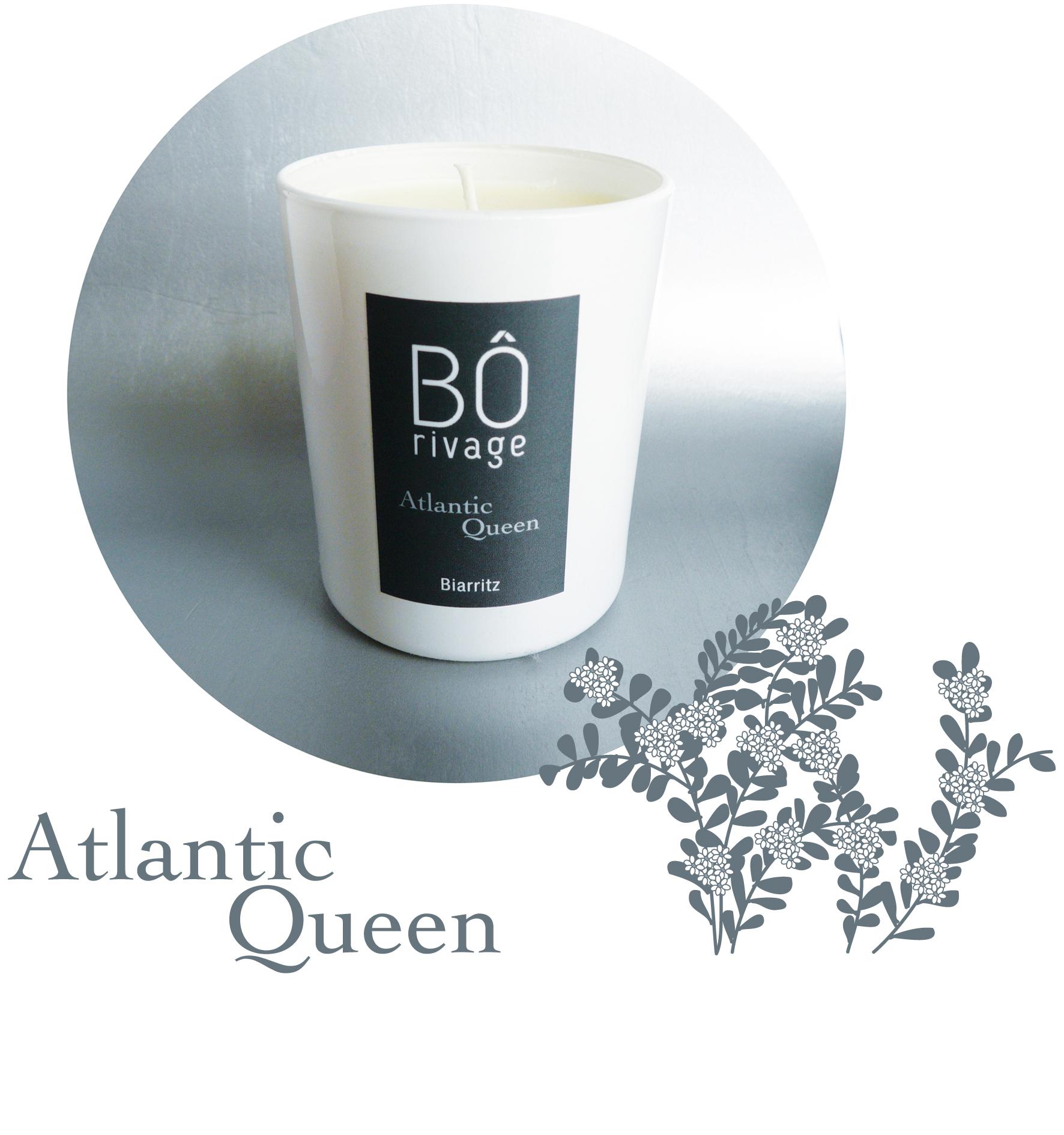 Bougie Atlantic Queen