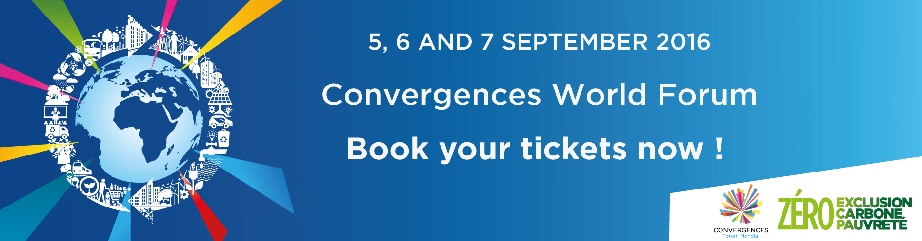 Join FR Prospektiv for the Convergences World Forum