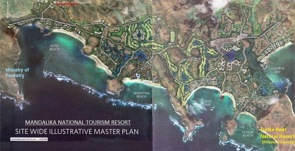 Mandalika Masterplan