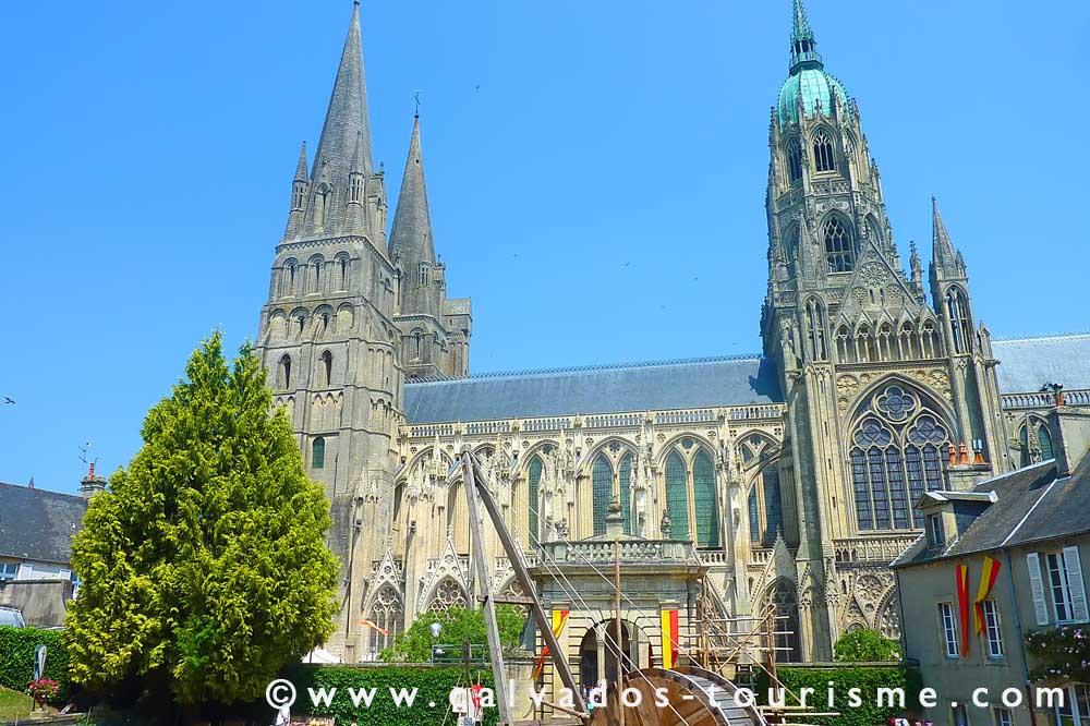 Le Grand Caugy : Cathédrale de Bayeux