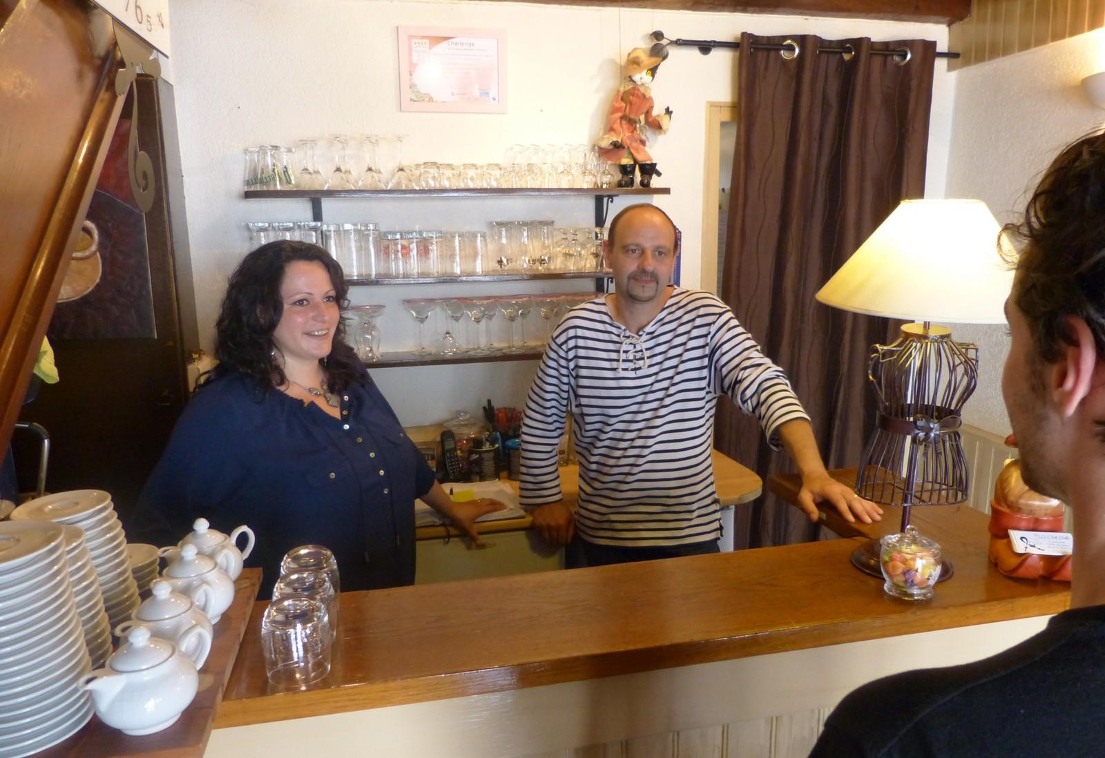 Cathy & Laurent vous accueillent au Chat Botté, Les Molières (91)