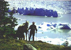 Voyage à cheval en Patagonie (Chili)