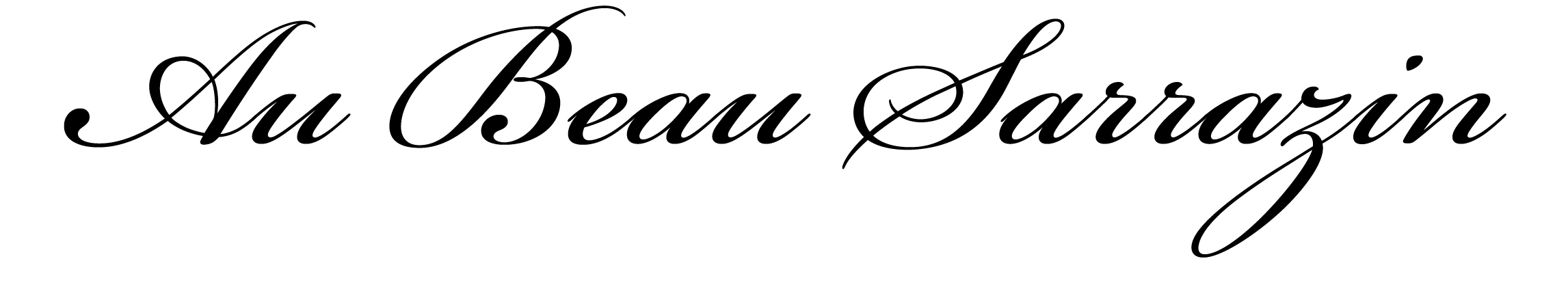 Gite Au Beau Sarrazin