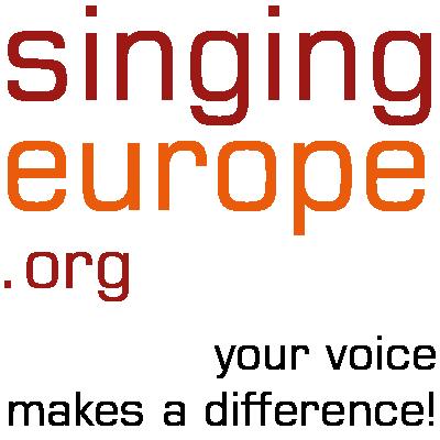 Logo Singing Europe
