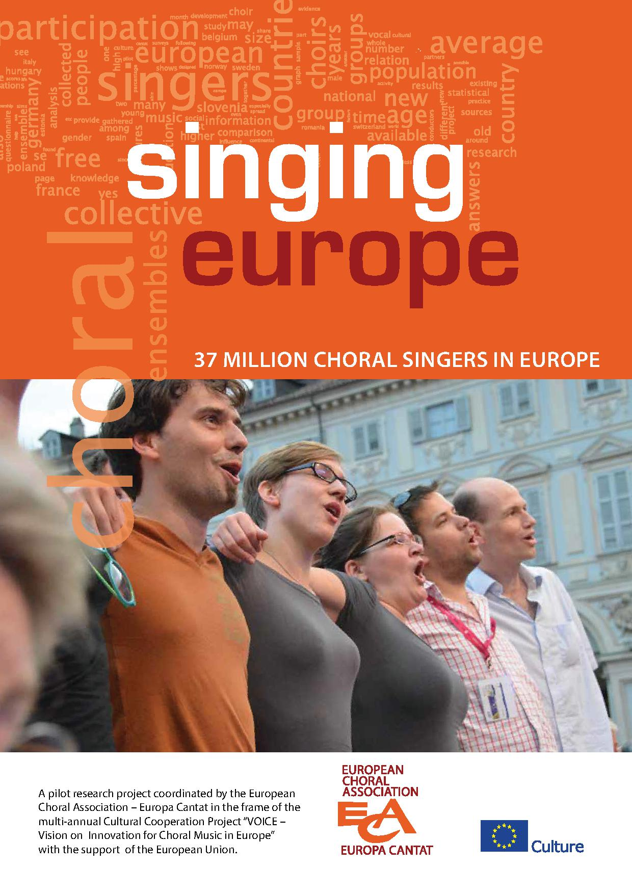 Download the Singing Europe Report!