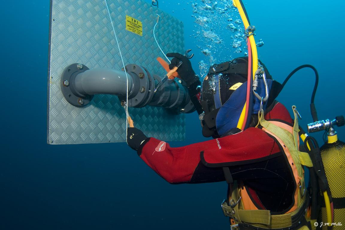Comment devenir moniteur de plongée, instructeur de plongée pro