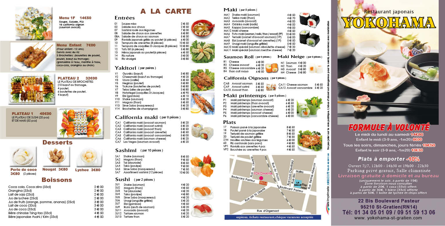 Restaurant A Volonte Chinois Clamart