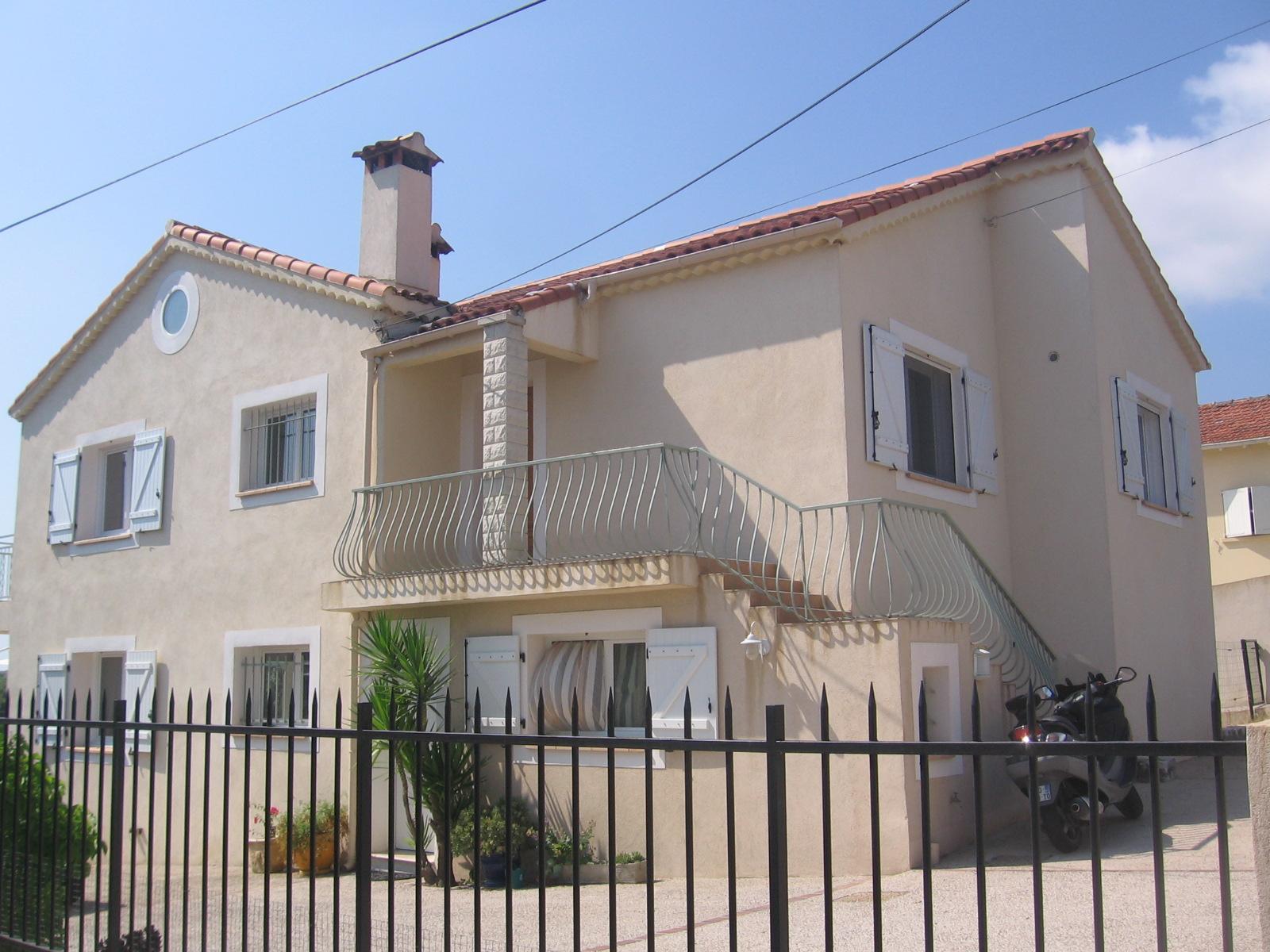 Maison Antibes 2