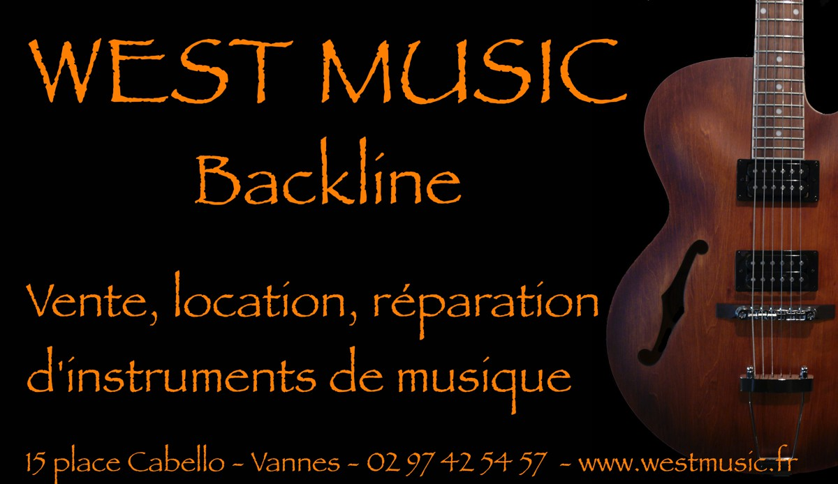 westmusic instrument de musique vannes 56. Black Bedroom Furniture Sets. Home Design Ideas