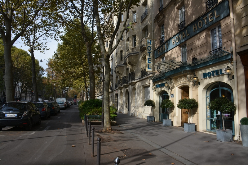 Hotel Port Royal Paris