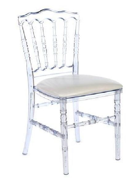 Chaises for Chaise napoleon blanche
