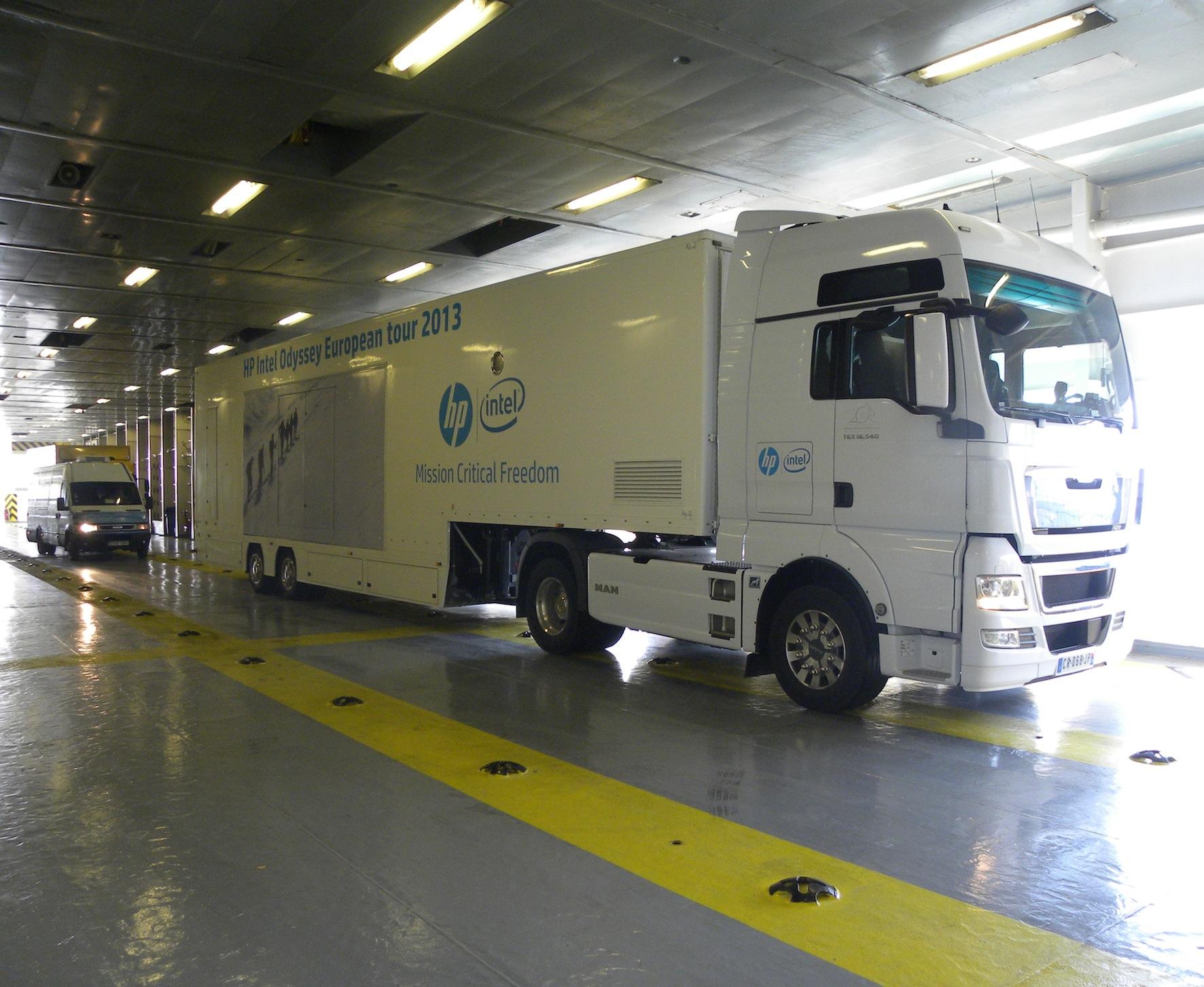 LCR-EVENTS / Roadshow HP voyage Grèce