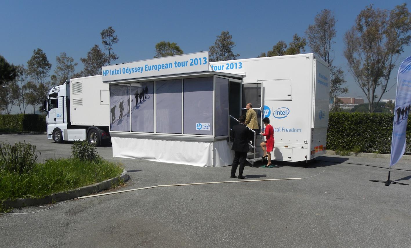 LCR-EVENTS / Tournée HP Rome