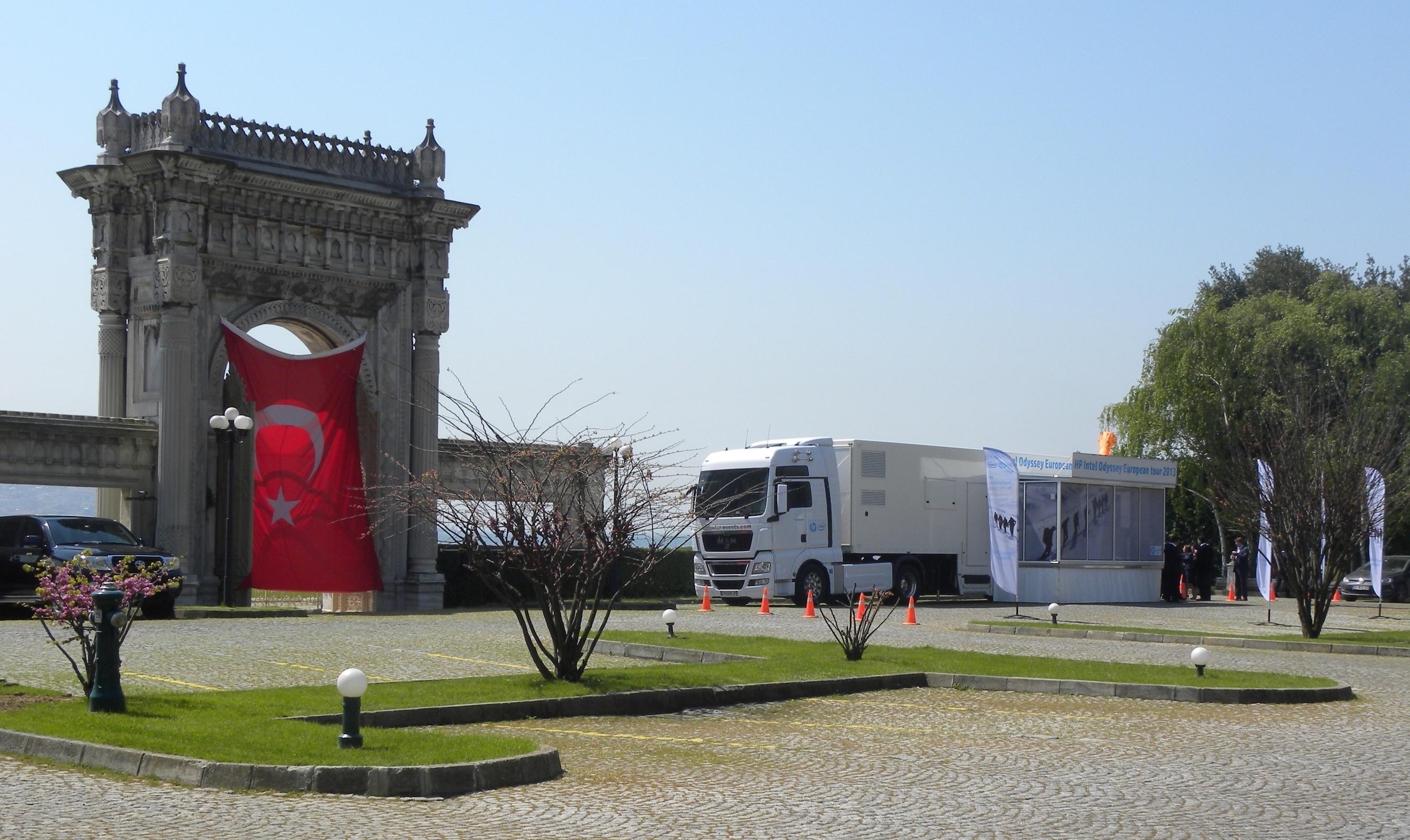 Roadshow HP Istanbul