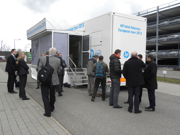 LCR-EVENTS / Roadshow HP Stuttgart