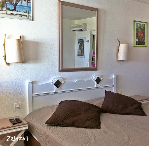 Saint-François : le domaine de l'Anse des Rochers propose le studio Zabrico 1 pour 3 personnes