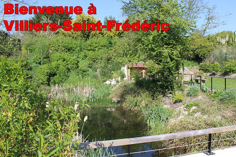 Bienvenue a Villliers-Saint-Frédéric