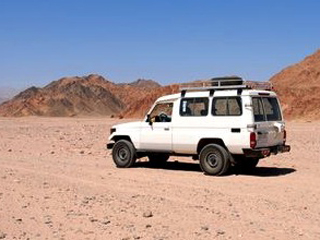 Desert Adventure Holidays