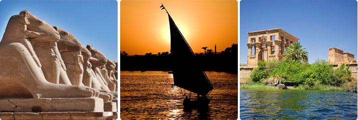 Nile Cruise Luxor to Aswan