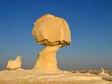 White Desert Oases