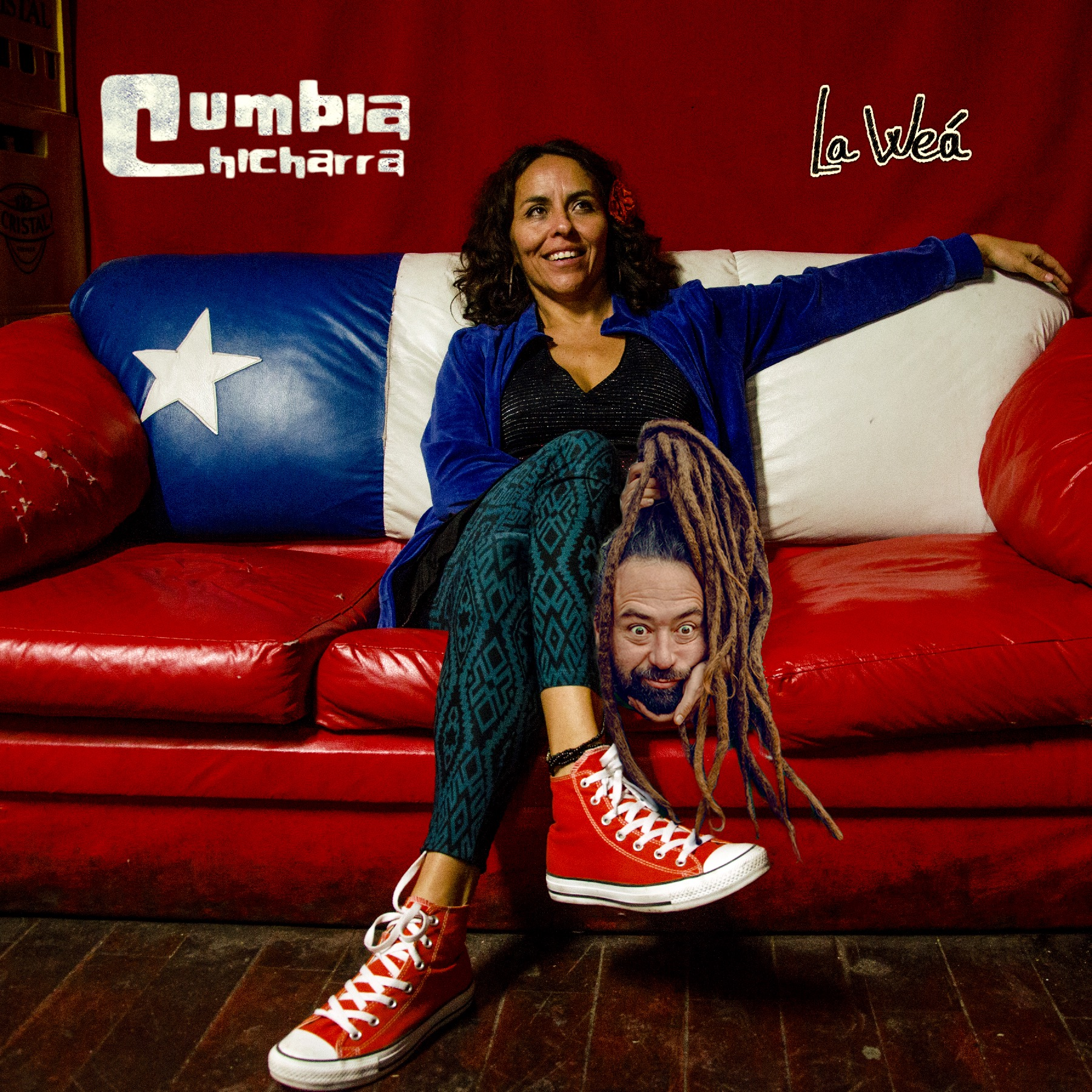 Download / Stream Cumbia Chicharra / new single