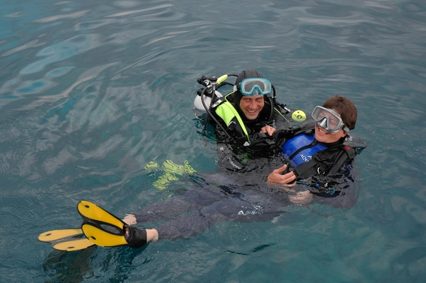 Diving and Courses Padi & Cmas