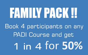 Promotions Family Package
