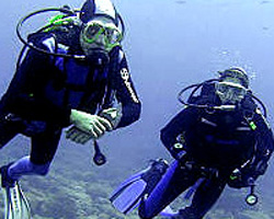 Advanced Padi Couses