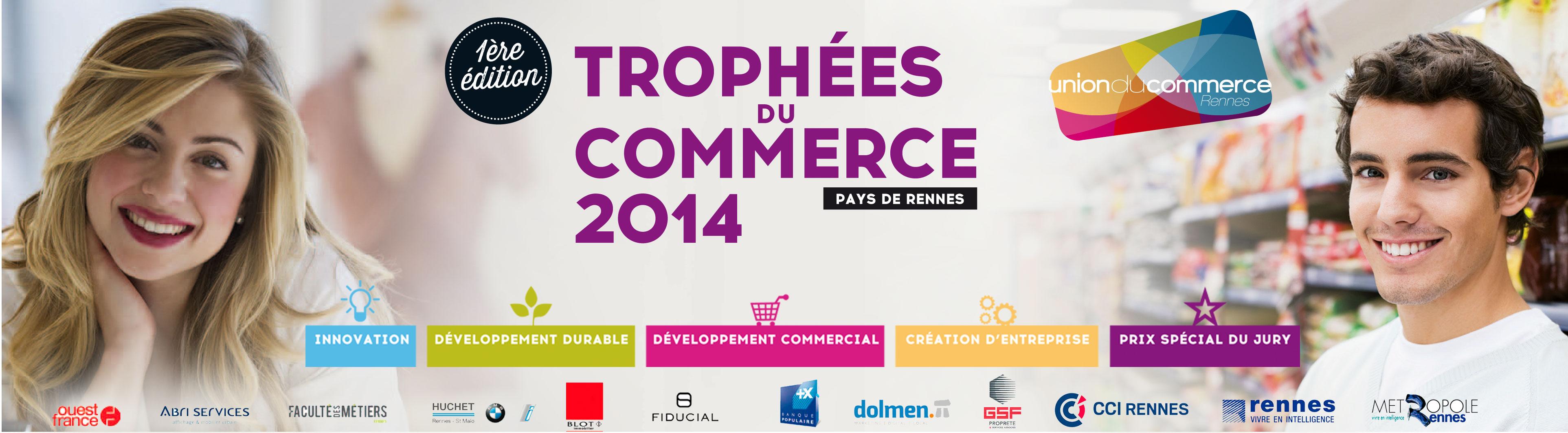 Trophées du Commerce édition 2014