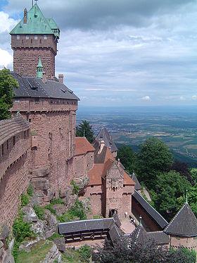 Haut Koengsbourg